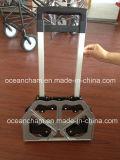Faltende Aluminiumgepäck-Handförderwagen-Laufkatze