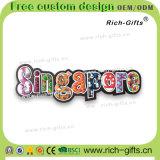 Disegno dei magneti del frigorifero del PVC con 3D i regali Singapore (RC-SE) di promozione