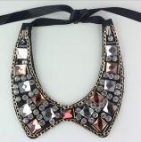 De Zuidkoreaanse Juwelen van de Manier van de Halsbanden van de Halslijn van het Kristal van de Luxe In het groot
