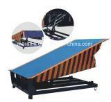 Qualitäts-stationäre hydraulische Laden-Yard-Rampe