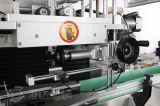 Machine à étiquettes de chemise à grande vitesse de bouteille ronde