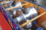 Rolo de aço do tampão de Ridge da cor nova de Dx que dá forma à máquina