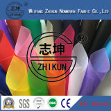 Prodotto non intessuto di Spunbond per i sacchetti di acquisto differenti di colore