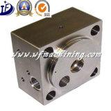 OEM Machinaal bewerkte CNC die Deel met CNC machinaal bewerken die de Dienst machinaal bewerken