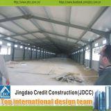 Construction de ferme de vache à coût bas et à qualité