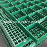 Решетка стеклоткани GRP/FRP