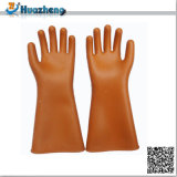 Het elektrische Industriële Rubber die van het Werk van de Arbeid de ElektroHandschoenen van de Hand van de Veiligheid isoleren