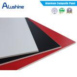 el panel ignífugo de Acm del panel resistente al fuego de aluminio incombustible del material compuesto ACP del gradiente B1 de 4m m