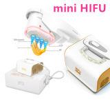 Equipamento da beleza de Hifu da remoção do enrugamento do levantamento de face mini