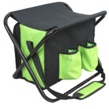 Sac à dos Folded Chair Cooler Bag pour Fishing