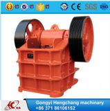 Matériel de machine de broyeur de maxillaire d'exploitation de Hengchang avec le meilleur prix