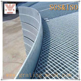 Fußboden-Ablass-galvanisierte Stahl-Vergitterung