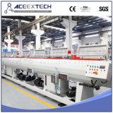 Tubo del PE produciendo la máquina del tubo de Line/HDPE