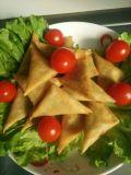100% handgemachtes Dreieck GemüseSamosas 15g/piece