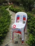 다른 색깔에 있는 정원 PP 플라스틱 의자