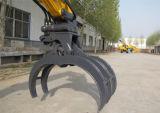 Excavadores de madera 8.5ton de la cargadora de Baoding