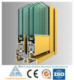 الصين مصنع ألومنيوم بثق قطاع جانبيّ لأنّ [غلسّ ويندوو] باب