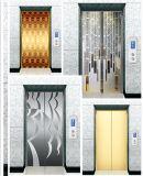 Ce residencial del elevador del pasajero de la casa de Vvvf de la elevación sin engranaje del hogar aprobado