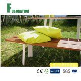 Tableau extérieur en bois composé d'Eco WPC pour le jardin et le stationnement