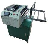 Máquina de estaca de borracha do CNC do silicone