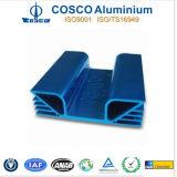 Aluminium Heatsink met het Anodiseren van de Kleur