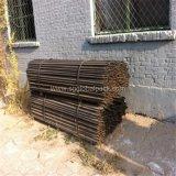 Borne revestido do betume preto 2.04kgs/Lm Y de Nova Zelândia 1.8m