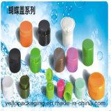 盗難防止のプラスチックビンの王冠の安全なびんのふたのプラスチック製品