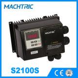 Convertidor de frecuencia 220VAC o 380VAC del mecanismo impulsor de la CA S2100 para la bomba de agua IP65