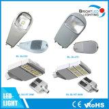 Poder superior 50W à lâmpada de rua do diodo emissor de luz 100W