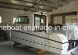 barco de pesca de 8.5m GRP para o uso do mar