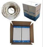 Câble de la qualité UTP Cat5e avec CE/ETL/RoHS/ISO9001