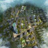 Progetto esterno della rappresentazione di pianificazione di città di Zhujiawa