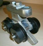 I型梁のコンベヤ・システムのための低下によって造られるオーバーヘッドコンベヤーの鎖そしてトロリー