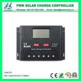 30A Controlemechanisme van de Last van de Batterij van het Lithium 12V/24V het Zonne met Haven LCD/USB (qwp-SR-HP2430A)