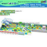 Matériel mou d'intérieur de cour de jeu d'intérieur populaire pour les enfants (H14-0839)