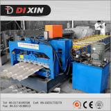 Rolo da telhadura do metal do alumínio de Dixin 2015 que dá forma à máquina