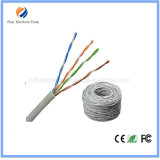 Alta calidad al por mayor de 305m de cable UTP Cat 5e red LAN para