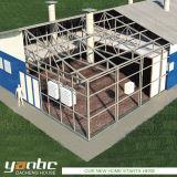 Завод здания стальной структуры конструкции промышленный