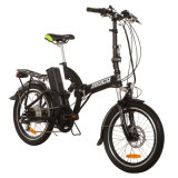 Foldable完全な中断250W小型ポケット20インチの車輪の電気バイク/Jb-Tdn05z