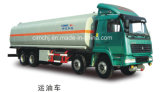 Carro de petrolero líquido de Sinotruck HOWO 8*4