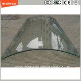 la glace de construction de sûreté de 3-19mm, glace de fil, glace feuilletante, configuration plate/a déplié les verres de sûreté Tempered pour la douche/partition d'hôtel avec SGCC/Ce&CCC&ISO