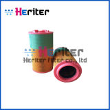 Compresor de aire Mann parte plisado cartucho de filtro de aire de papel C24820