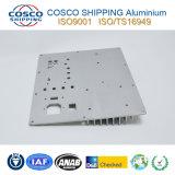 De Uitdrijving van het Aluminium van de hoge Precisie voor Materiaal Buliding met CNC het Machinaal bewerken