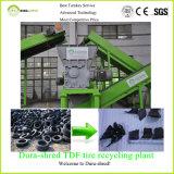 機械(TSD2147)をリサイクルする金属の屑鉄の粉砕機