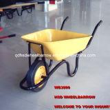 Carrinho de mão de roda do mercado de África do Sul (WB3800)
