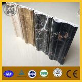 PVC пластмассы нового типа искусственний мраморный каменный обходя линию