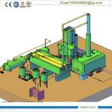 Verwendete Bewegungsölraffinieren-Maschine 10ton pro 24hours