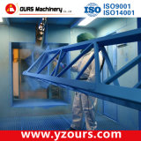 Completare Powder Coating Line con Auto/Manual Powder Coating Machine