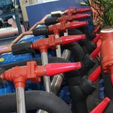 De Ammoniak van de hoogste Kwaliteit/het Einde van de Freon en de Klep van de Controle met Handwiel