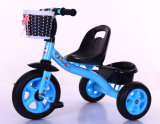 Cer genehmigte China-Baby-Auto-Dreiradkind-Fahrrad-Fahrt auf Auto-Roller
